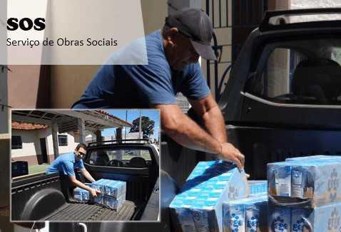 S.O.S - Serviço de Obras Sociais