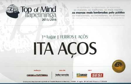 4º Prêmio Top of Mind